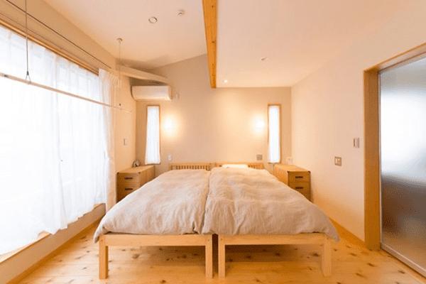 ヒノキクラフトのベッド2