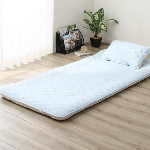 Nクール寝具の冷たさの理由