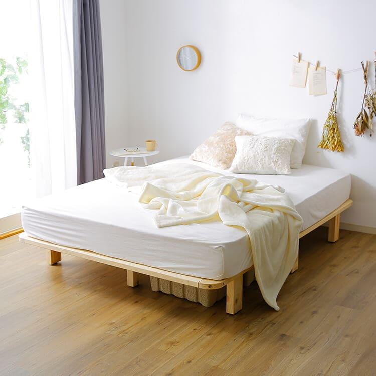 LOWYA(ロウヤ)のベッドの口コミ