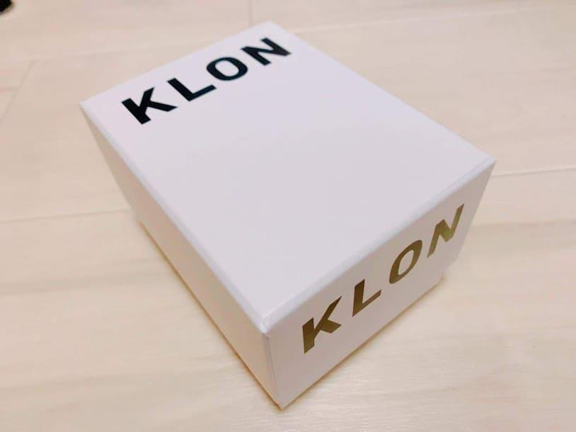KLONの外装
