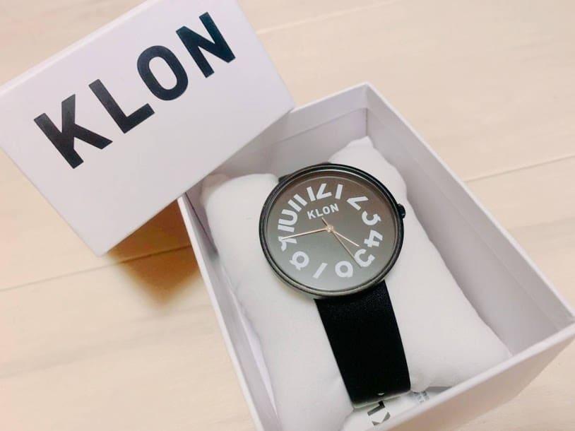 KLONのHIDE TIME