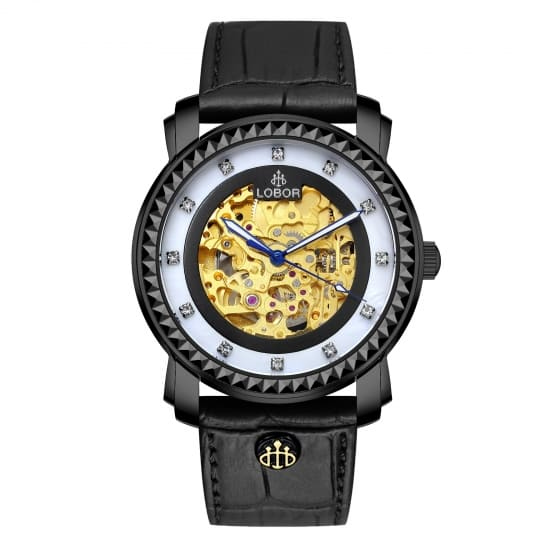 LOBOR腕時計は公式通販がおすすめ