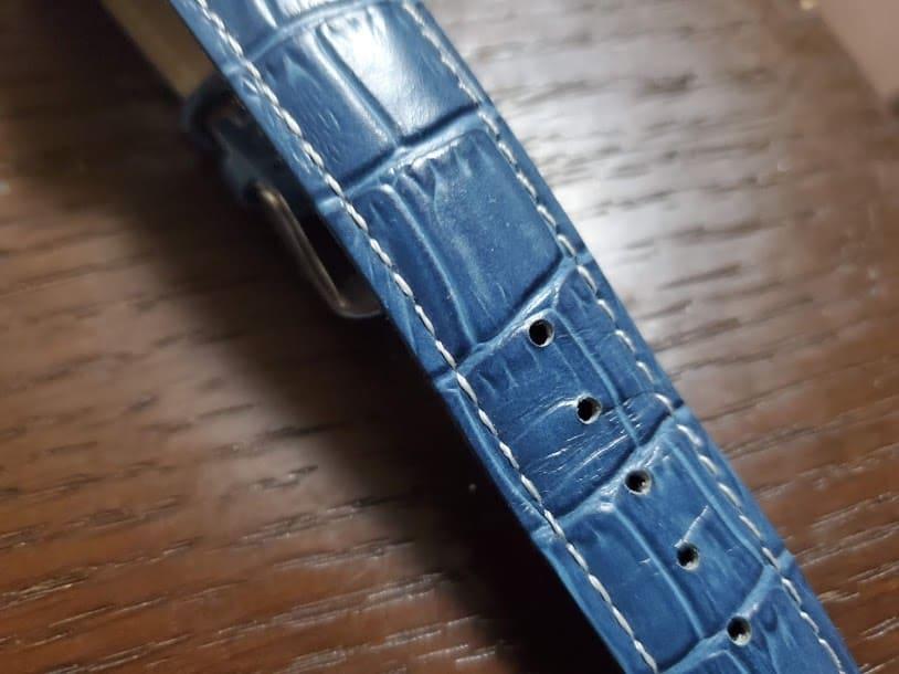 ベルトの耐久性は低い