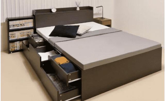 ベッドスタイルのおすすめベッド1