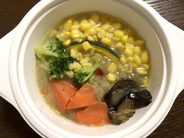 野菜を楽しむスープ食の評判・口コミ1