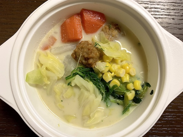 野菜を楽しむスープ食の評判・口コミ2